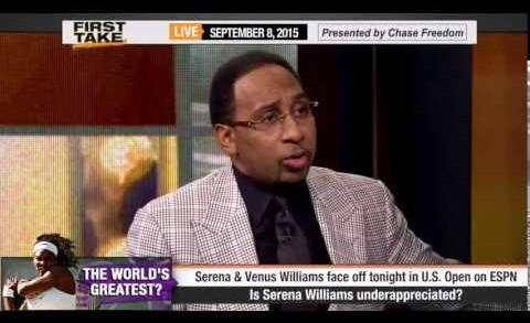 Serena Williams Makes $10M Less In Endorsements than Sharapova! – ESPN First Take