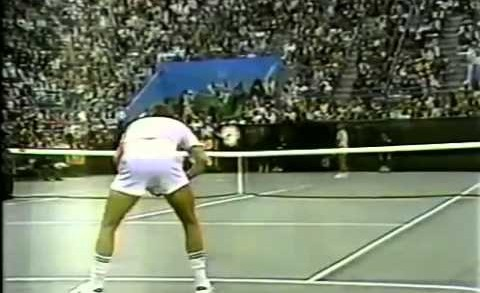 Tennis   US Open Finale 1978   Jimmy Connors   Bjorn Borg