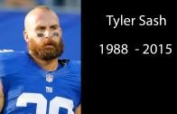 "Tyler Sash Dead! ""Giants' Super Bowl-winning safety' Dies at 27! FULL DETAILS! – Tribute Video"