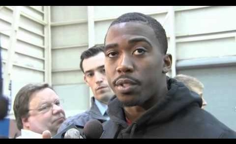 Tyrod Taylor Interview After Day One | Buffalo Bills QB