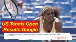 """US Tennis Open Results"" Google"