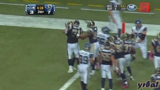 2010 St. Louis Rams Highlights