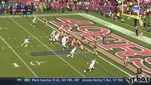 2012 St. Louis Rams Highlights