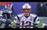 2015 Super Bowl 49 New England Patriots vs Seattle Seahawks