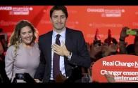 Canada: Justin Trudeau et les Libéraux au pouvoir.