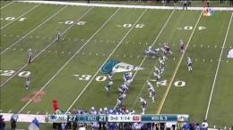 Colts Fake Punt vs Patriots Week 6 NFL Highlight