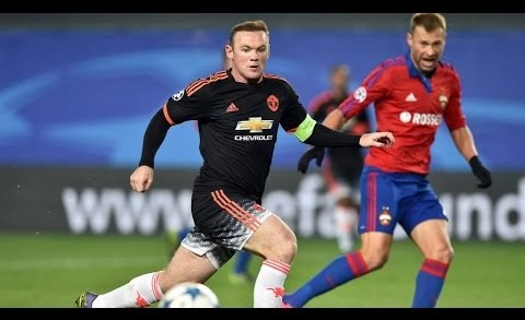 CSKA Moscow vs Manchester United 1-1 2015 All Goals and Highlights 21.10.2015 Champions League