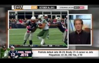 ESPN First Take – New England Patriots Defeat New York Jets 30-23