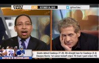 ESPN First Take – New York Giants Defeat Dallas Cowboys 27-20