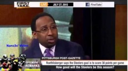 ESPN First Take TODAY Pittsburgh Steelers Aiming to score 30 Points Every Game