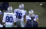 Greg Hardy Got In A Fight With The Cowboys Special Teams Coach
