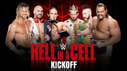 Hell In A Cell Kickoff