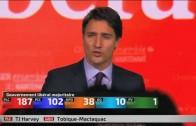 Justin Trudeau devient premier ministre du Canada