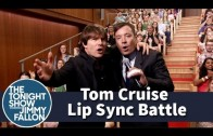 Lip Sync Battle with Tom Cruise