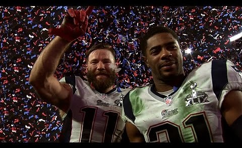 NFL Films presents Unlikely Champs: 2014 New England Patriots [HD]