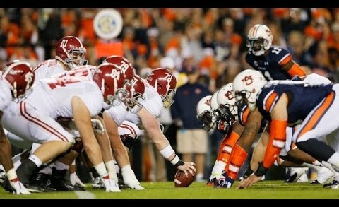 Alabama Vs Auburn Full Football GAME HD 2014