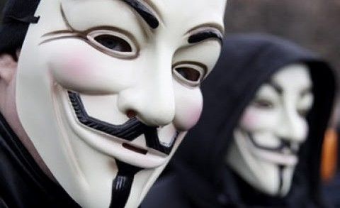 Anonymous – The Occupy Anthem