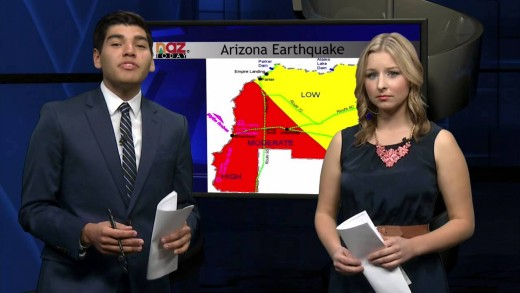 Arizona Earthquake Shakes the State