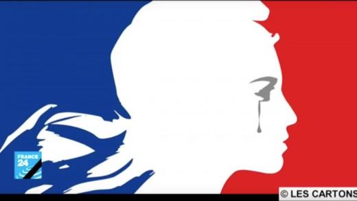 Attentats de Paris : Hommage du monde entier après ces actes terroristes