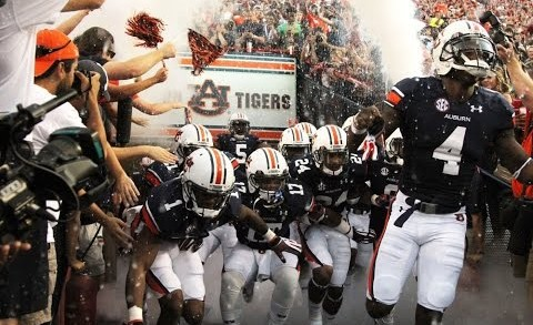 Auburn Football 2015 Best Pump Up Video