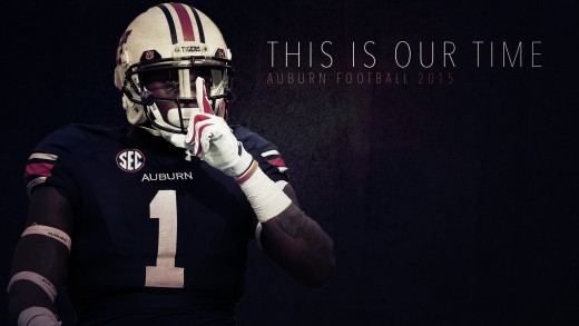 Auburn Football 2015 – This Is Our Time