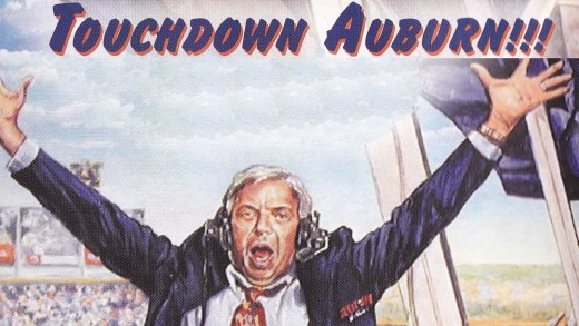 Auburn Football – Top 35 Jim Fyffe calls