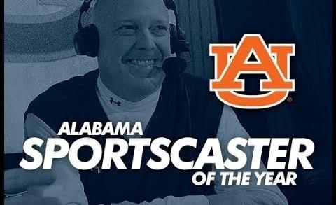 Auburn Football – Top 35 Rod Bramblett calls