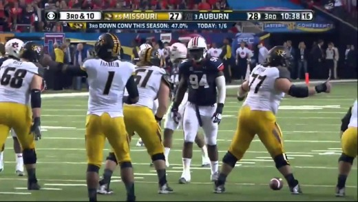 Auburn Tigers vs Missouri Tigers Full Football GAME HD 2013 – SEC Championship