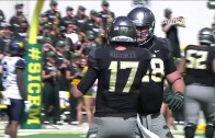 Baylor Football: Highlights vs. West Virginia