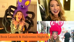 Book Launch & Halloween Night In   ad
