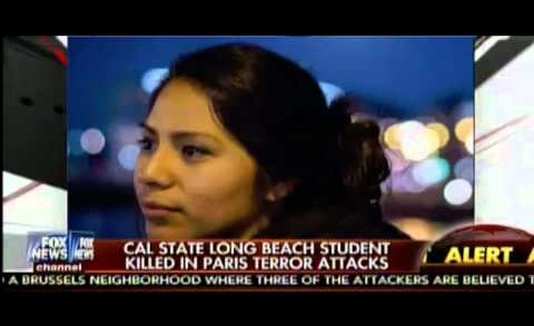 California State Long Beach Student Among Dead In Paris Attacks