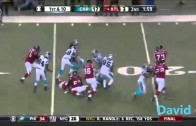Carolina Panthers 2015 week 17 Defense Highlights