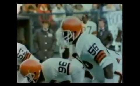 Cleveland Browns 1986 Highlights (Classic)