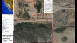 Dormant Volcano In Arizona Struck by Rare Earthquake, Lots of Energy Building On West Coast
