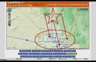 Earthquakes rattle Phoenix Arizona | Unprecedented