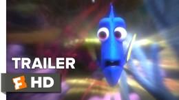 Finding Dory Official Trailer #1 (2016) – Ellen DeGeneres, Idris Elba Animation HD