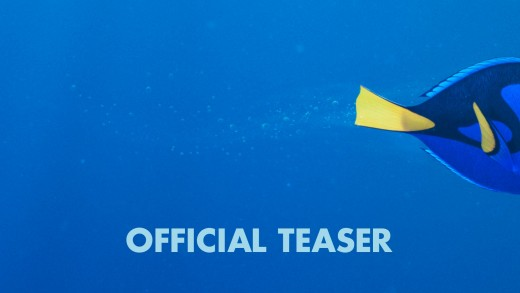 Finding Dory – Official US Teaser Trailer