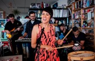 Gina Chavez: NPR Music Tiny Desk Concert