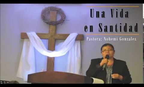 Iglesia Alto Refugio de Anaheim- Pastora: Nohemi Gonzalez