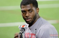 J.T. Barrett Talks About Injury and Recovery