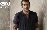 Jeffrey Dean Morgan Cast as Negan on The Walking Dead – IGN News