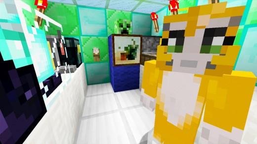 Minecraft Xbox – Building Time – Alien Planet {5}
