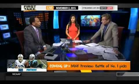 NFL standings 2015 Broncos or Patriots – ESPN First Take