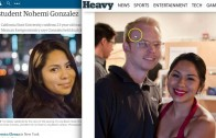 Noemi Gonzalez & Nohemi Gonzalez of LA Area ~ Same Hairline? Nov 15 2015