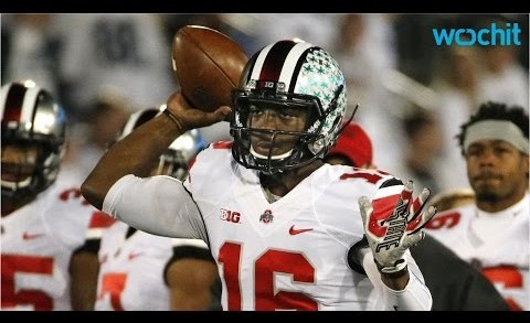 Ohio State Quarterback J.T. Barrett Suspended 1 Game