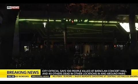 Paris Attacks | Bataclan Siege
