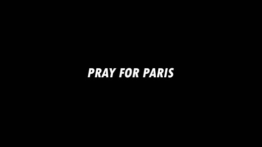 Pray for Paris, restons unis.