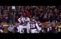 Relentless: Mississippi State Football – 2015 Trailer