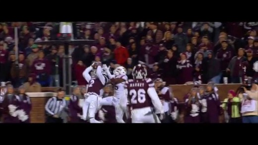Relentless: Mississippi State Football – 2015 Trailer