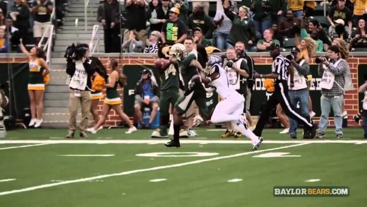 """""""Right Now"""" – Baylor 2015-2016 Football Hype Video"""